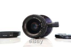 Nikon Nikkor 35mm f/2,8 PC (avec décentrement) très bon état pour Nikon FX