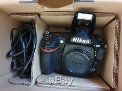 Nikon d810, très bon état, double emploi boitier nu dans la boite