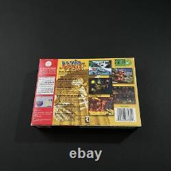 Nintendo 64 Banjo Tooie EUR Très Bon état