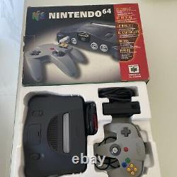 Nintendo 64 Console FRA Très Bon état