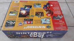 Nintendo 64 (EUR) / N64 / Complète et d'origine / Très bon état