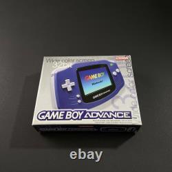 Nintendo Game Boy Advance Console Purple EUR Très Bon état