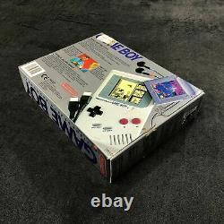 Nintendo Game Boy Console Pack Tetris FAH Très Bon état