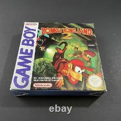 Nintendo Game Boy Donkey Kong Land 2 FAH Très Bon état
