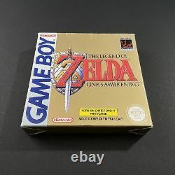 Nintendo Game Boy The Legend Of Zelda Link's Awakening FRA Très Bon état