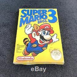 Nintendo NES Console Pack Super Mario Bros. 3 FRA Très Bon état