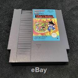 Nintendo NES Dragon Ball FRA Très Bon état