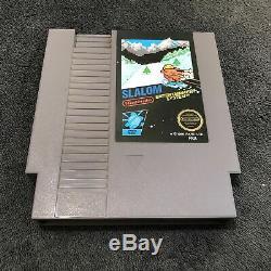Nintendo NES Slalom FRA Très Bon état