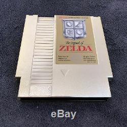 Nintendo NES The Legend Of Zelda FRA Très Bon état
