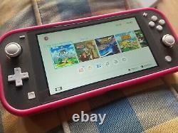 Nintendo Switch Lite 32 Go Console Grise tres bon etat sans jeux