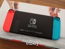 Nintendo Switch Très Bon État Garantie
