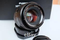 Objectif Fujifilm Fuji XF 35 F1.4 en très bon état
