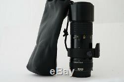 Objectif Nikon Micro-Nikkor 200mm F4 AI Très Bon Etat 9,5/10