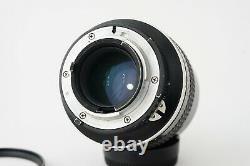 Objectif Nikon Nikkor 105mm F1,8 AIS TRES BON ETAT