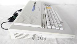 Ordinateur Thomson TO8D 256k Computer TO8 D Très Bon état Nice Condition Working