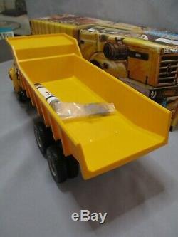 P116 Mont Blanc 1/20 Camion Benne Berliet Gbh280 Tres Bon Etat