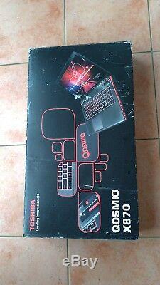 PC Toshiba QOSMIO X870-165 FULL HD HARMAN KARDON TRES BON ETAT