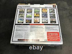 PS1 Console SCPH-5552 c PAL Très Bon état