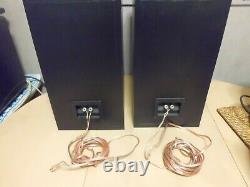 Paire D'enceintes Cabasse Antigua Mt-360 + Cables Tres Bon Etat
