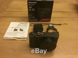 Panasonic Lumix TZ101 Noir équivalent Panasonic Lumix TZ100 très bon état