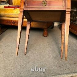 Petite Commode Chevet Table Chifoniere 19 Eme Siecle Tres Bon Etat