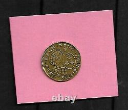 Piece De 20 Franc En Or Tres Bon Etat Annee 1728