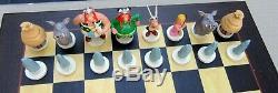 Pixi Asterix Jeu D Echecs Avec Certificat Signe Uderzo 1991 Tres Bon Etat