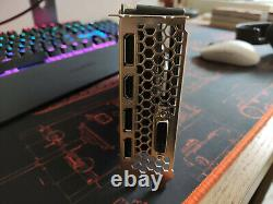 Pny GeForce GTX 1070 8GB XLR8 Gaming Overclocked Edition- Très bon état