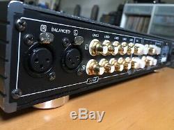 Pre-amplificateur VINCENT SA-93 Plus Double-Mono, Très Bon Etat, Télécommande