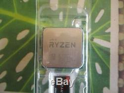 Processeur AMD RYZEN 5 3600X 6C/12T 3.8 GHZ (4.4 GHZ) en très bon état
