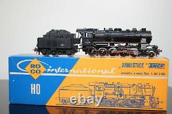 ROCO Locomotive vapeur 150C824 SNCF Référence 4118 Très bon état BO Echelle HO