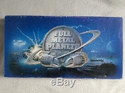 Rare jeu complet Full Metal Planete Ludodélire très bon état