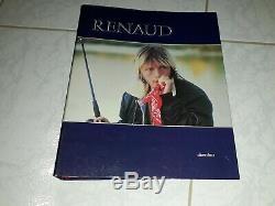 Renaud classeur 4 anneaux de 1988 rare en très bon état page 142 de l'argus 2