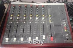 Revox C 279 Table de mixage vintage en très bon état (vintage mixer)