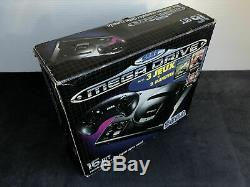 SEGA Console Megadrive 1 Pack Mega Games 1 PAL Très Bon état