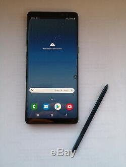 Samsung Galaxy Note8 SM-N950 64GB Bleu roi Smartphone très bon état