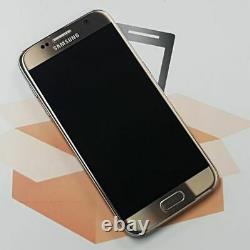 Samsung Galaxy S7 G930 32 Go colour or état très bon du revendeur