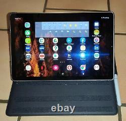Samsung Galaxy Tab S4 SM-T835N, Wi-Fi, 10,5 Gris très bon état