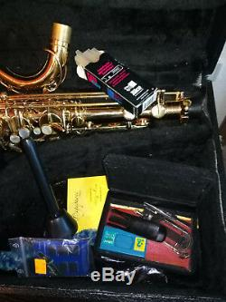 Saxophone Selmer Serie II Super Action 80 Alto très bon état