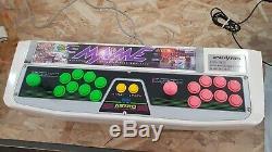 Sega Saturn Virtua Stick Pro HSS-0130 double stick arcade tres bon etat
