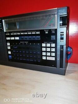 Sony ICF-2001D TRES BON ÉTAT! SEUL AUCUN ACCESSOIRES COMME SUR PHOTOS