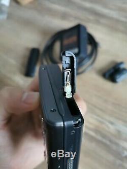 Sony MZ-NH900 HI-MD MiniDisc Walkman Portable Enregistreur Noir-Très bon état