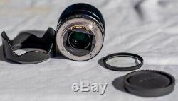 Sony SEL28F20 FE 28mm F/2.0 Objectif Noir Très bon état