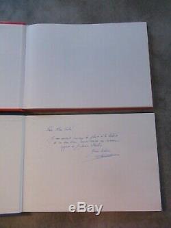 Starlux Les 2 Livres Le Rouge Et Le Bleu En Tres Bon Etat