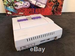 Super Nintendo Console Pack Killer Instinct USA Très Bon état