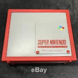 Super Nintendo Valise EUR Très Bon état