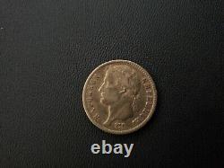 Superbe 20 francs or NAPOLEON 1er 1812 W très bon état général
