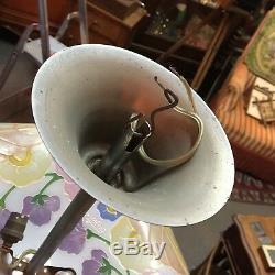 Superbe suspension pate de verre Signé ETCHACO époque ART DECO très bon état