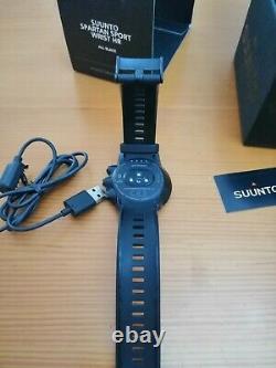 Suunto Spartan Sport wrist HR Montre GPS (très bon état, boîte d'origine)