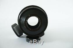 TRES RARE Objectif Carl Zeiss Jena Sonnar 180mm 2,8 Tres Bon Etat 9,5/10